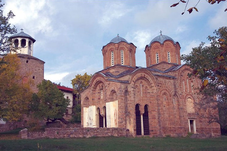 Fig. 1. Lesnovo, Church